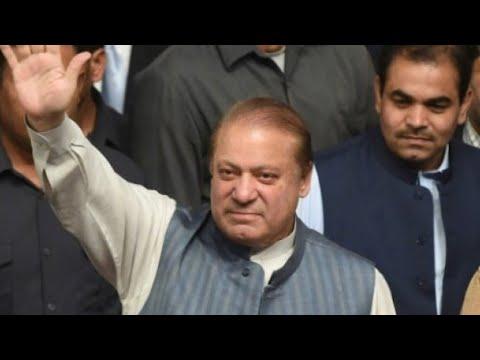 الإفراج عن رئيس الوزراء الباكستاني السابق نواز شريف وابنته وصهره  - نشر قبل 2 ساعة