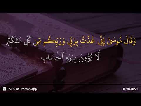 Full Download] 40 Surah Al Mu Min Ayat 28 60 Lec 2 By Dr