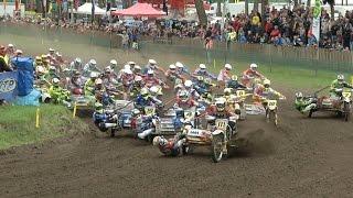 World Championship Sidecarcross: Dutch Grand Prix 2015, Oldebroek