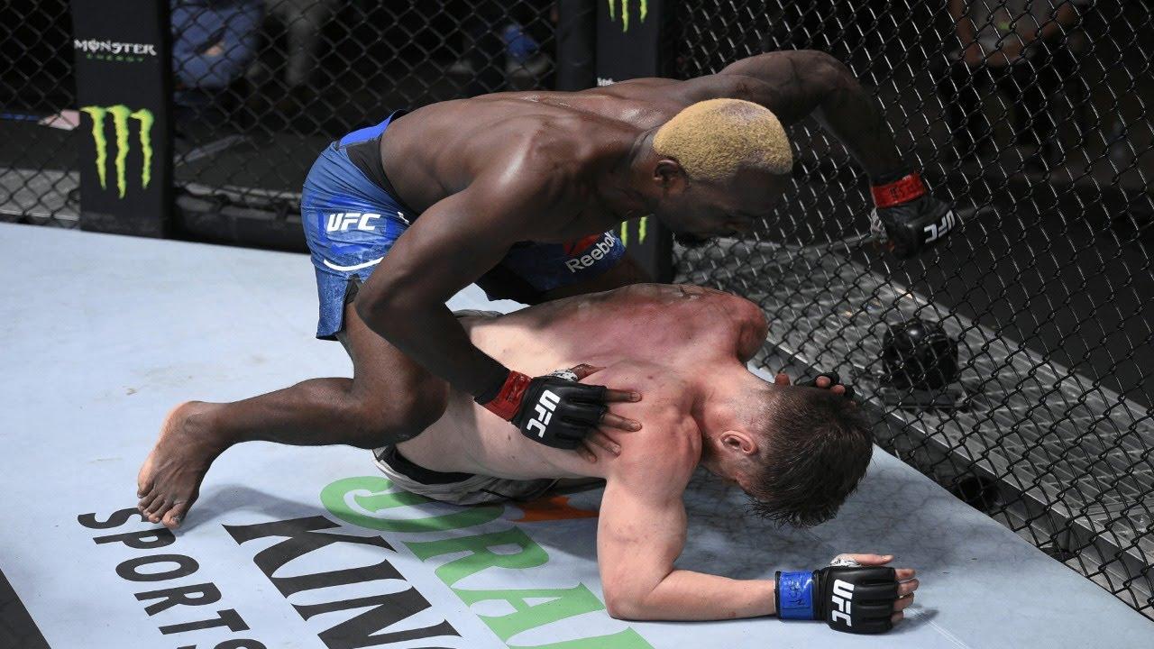UFC Vegas 5: Veja o nocaute de Derek Brunson