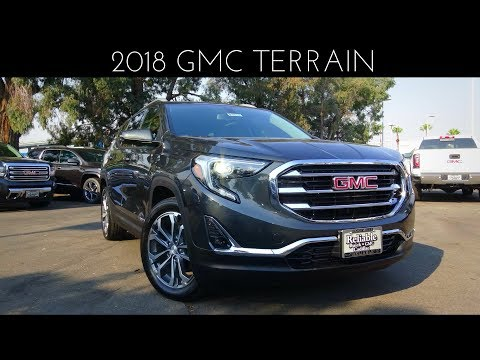 2018 GMC Terrain 2.0 L Turbocharged 4-Cylinder Review & Test Drive