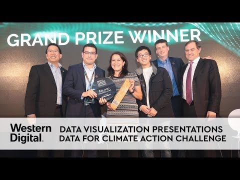 Grand Prize Presentation | Data for Climate Action Challenge