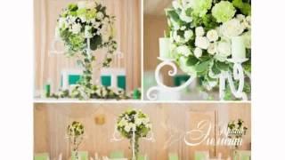 видео Оформление свадьбы, украшение зала шарами на свадьбу в Киеве