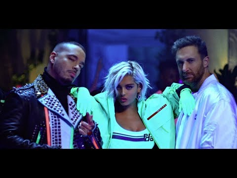 David Guetta, Bebe Rexha & J Balvin - Say My Name (Official