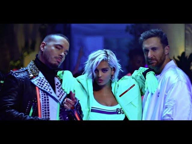 Latest English Song Say My Name Sung By David Guetta Bebe Rexha J Balvin English Video Songs Times Of India
