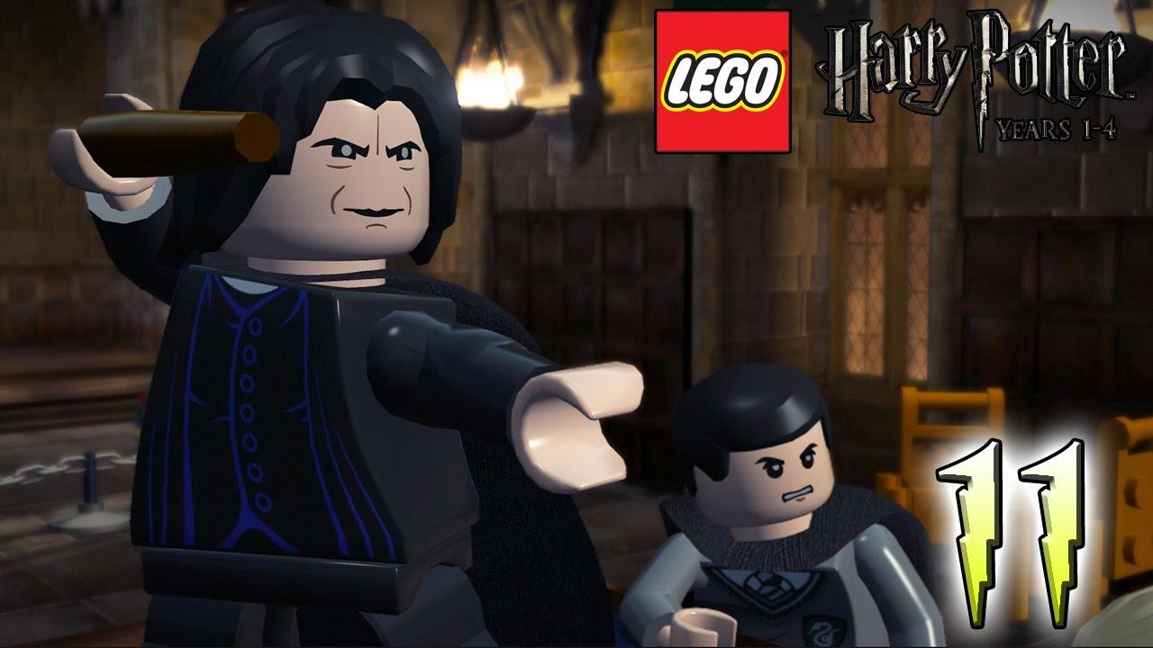 f50dc0e82 Lego Harry Potter  011 Professor Snape