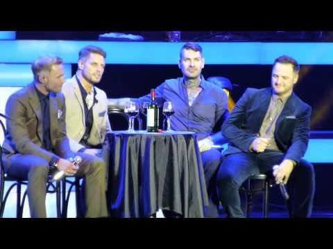 Boyzone - BZ20 Tour 2013 - Better: Tribute to Stephen Gately