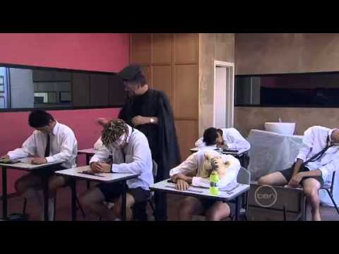 Big Brother Australia 2008 - Day 32 - Housemates Hypnotised
