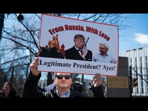 Trump Pushed Conspiracy Theories, Now Liberal Detractors Do Too