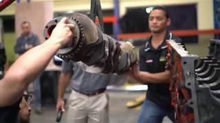 Cómo ensamblar un motor Detroit Diesel