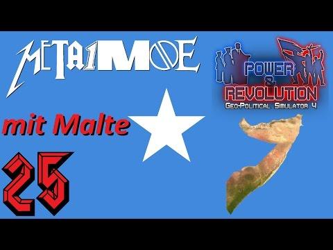 """Zurück in """"Schwarz""""-Afrika  #25 Somalia POLITIK-SIMULATOR 4 POWER & REVOLUTION Let's Play - Deutsch"""
