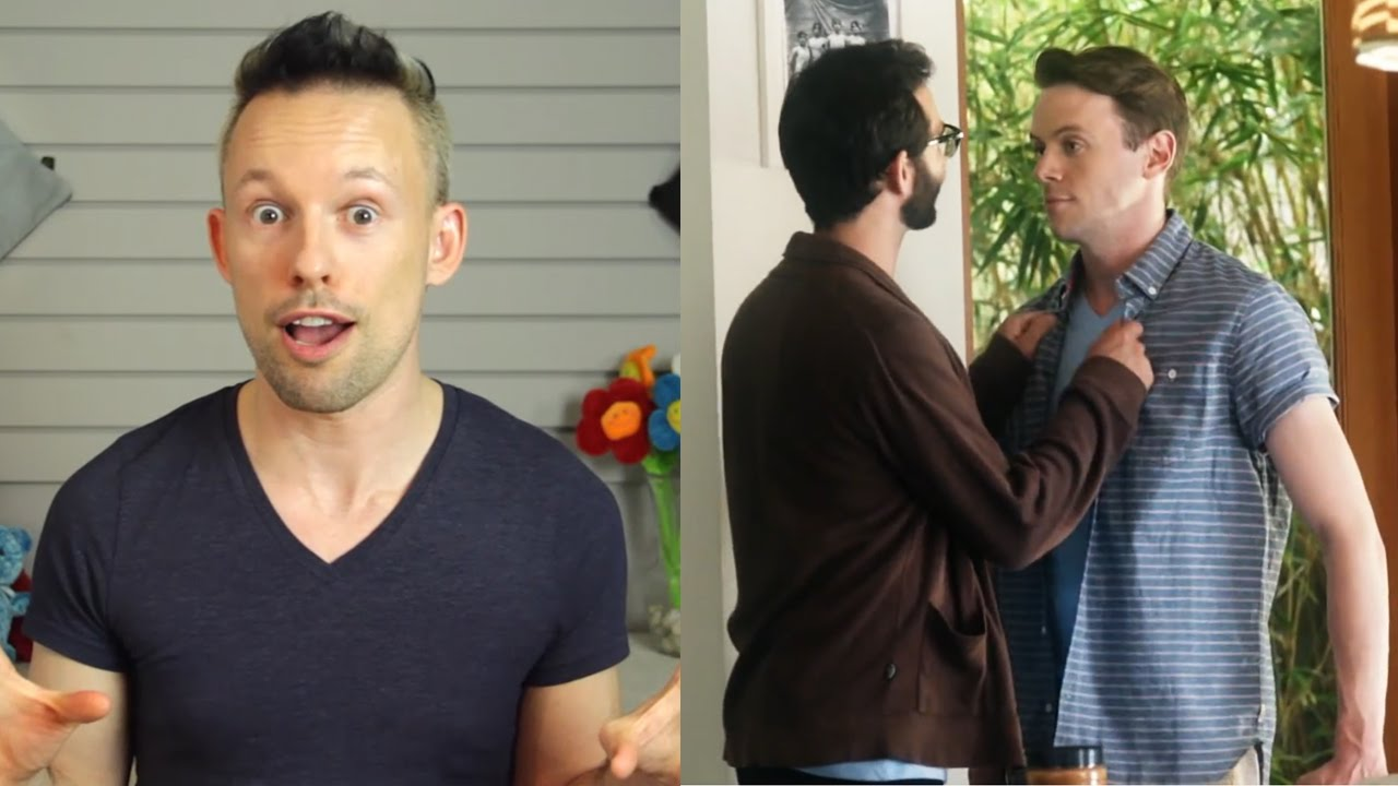 Tv Gay Couples 13