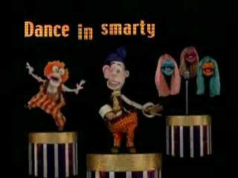 Between the Lions Dance in Smarty Pants