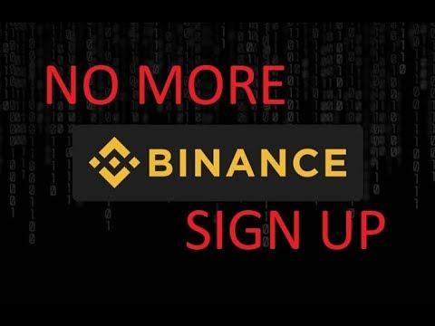 Binance STOP NEW REGISTRATION | Crypto News