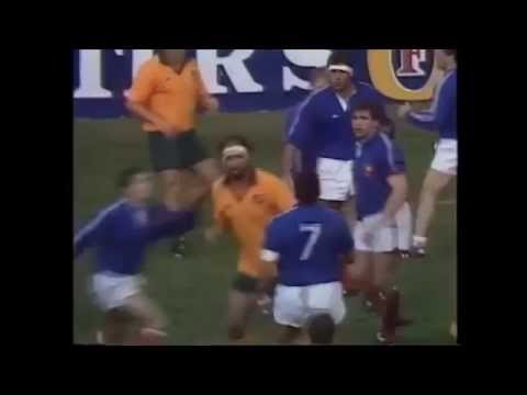Peter FitzSimons vs the French
