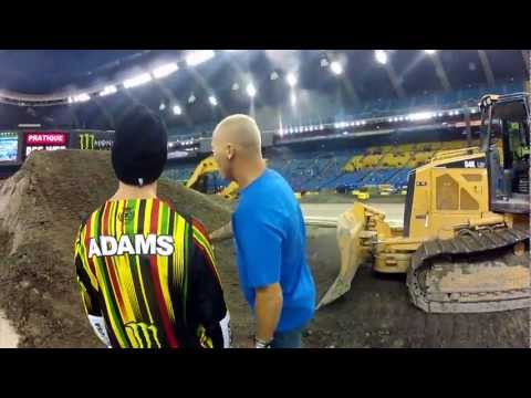 Montreal Supermotocross with MXP