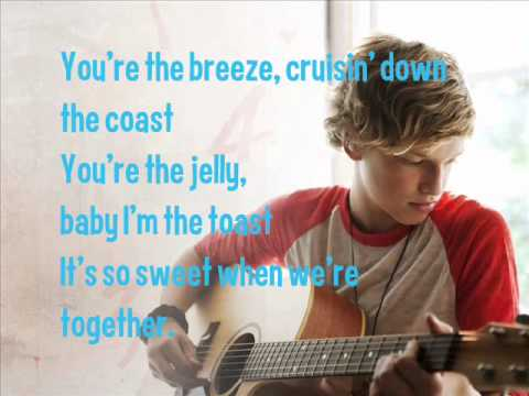 Angel - Cody Simpson Lyrics