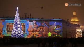 Как Шерлок Холмс и Медный всадник улетели в Новый год с Дворцовой площади