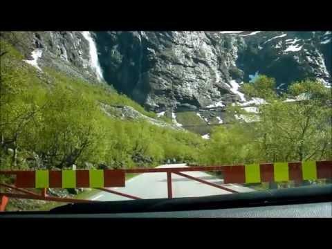 Åndalsnes camping - Trollstigen