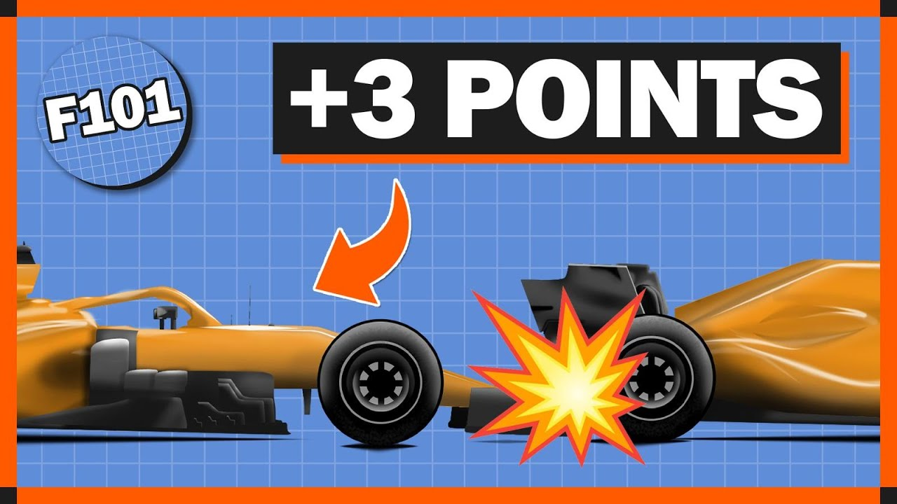 What Are F1 Penalty Points & Who Has How Many?