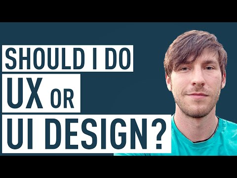 How Do I Choose If UX Design Or UI Design Is For Me?