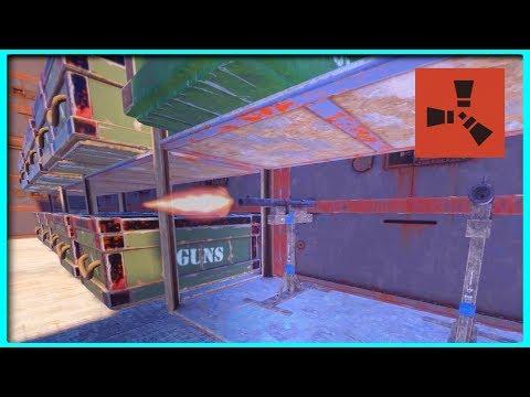 Rust Raids: FROZEN SAFEHOUSE JACKPOT