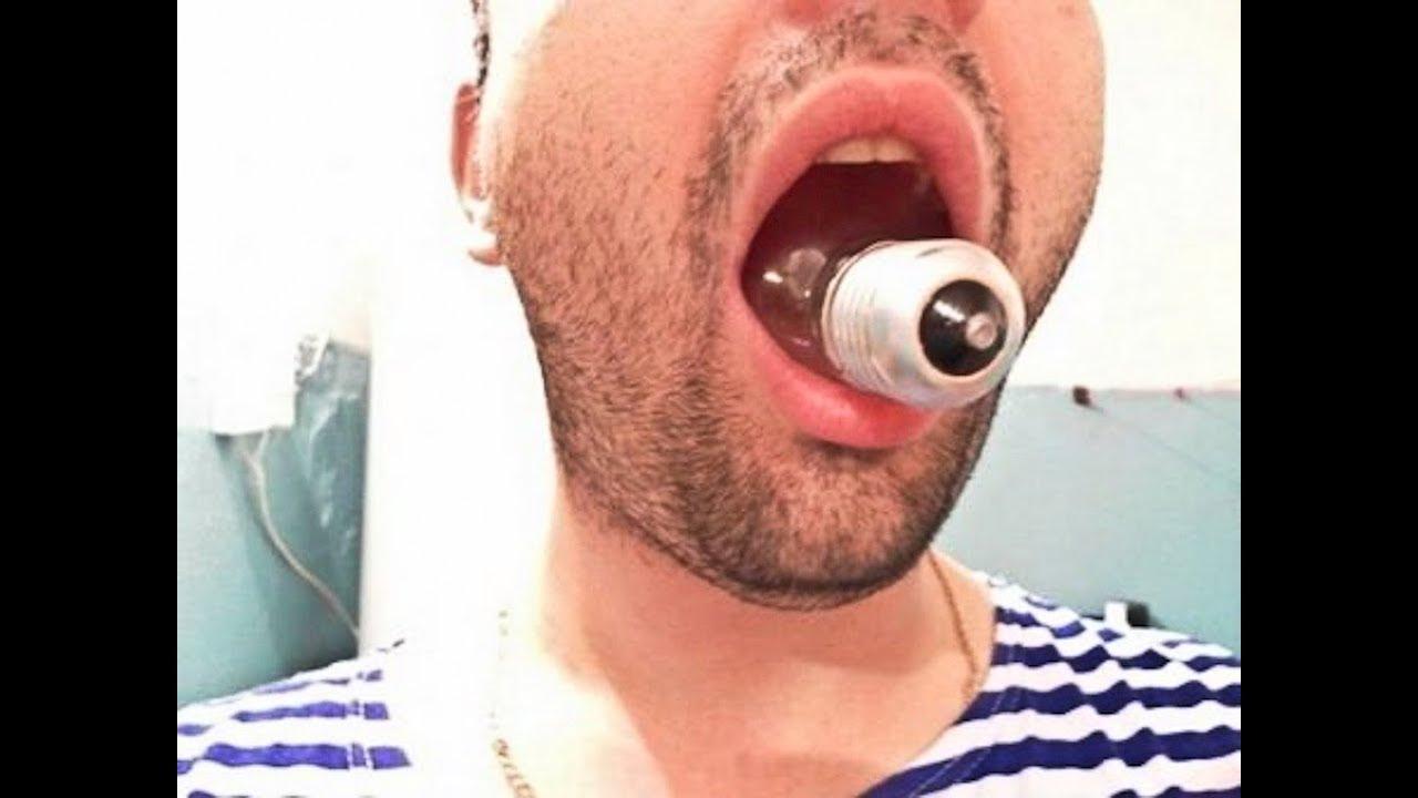 Зачем они суют член в рот