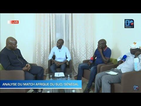 [LIVE- Afrique du Sud/Sénégal] Suivez l'analyse d'après-match de Roger Mendy , Amara et Aziz Diagne