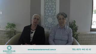 EMİNE İNCİ OKTAY - Bel fıtığı, Boyun Fıtığı, Kemik Erimesi Kaplıca Tedavisi