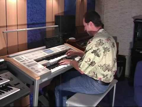 Music (John Miles) played on Yamaha Electone ELS-01C organ H. Mladosevits orgel