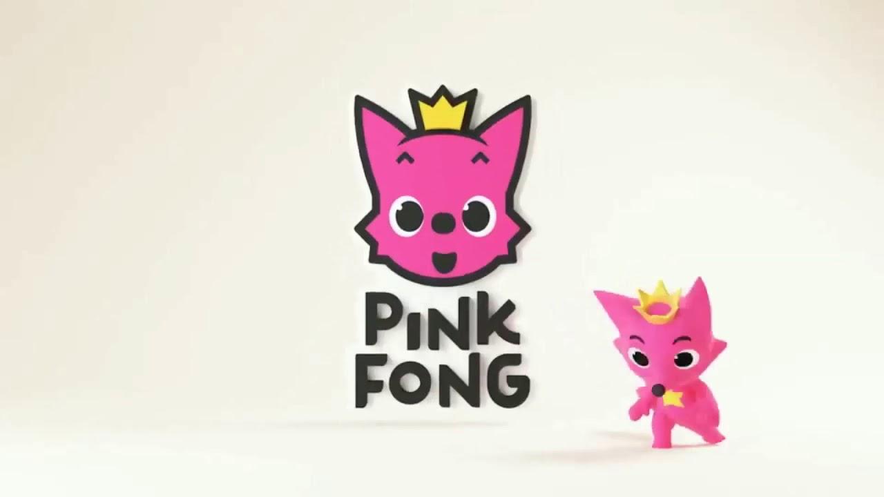 Pinkfong Csupo Logo History