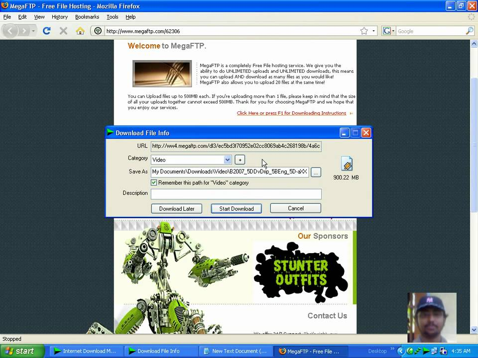 how to resume failed downloads in internet download manager - YouTube