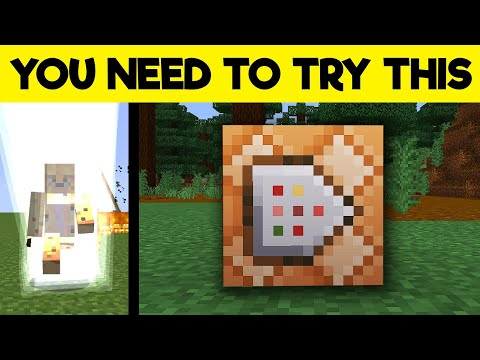 Minecraft Xbox - 6 AMAZING Commands & How To Use Them