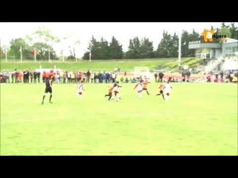 Junior Yakité / Jeune joueure de l'A.S.L.M (Angers.Sport.Lac de Maine)