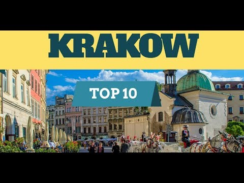 Things to Do in KRAKOW! TOP 10 Attractions Tourism Guide for Poland