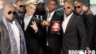 Sexion d'Assaut [Reportage Exclusif aux NRJ Music Awards 2013]