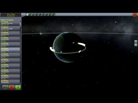 KSP - Planetary Debris Ring - For The Empire!