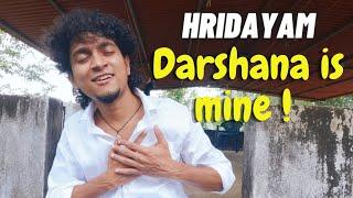 Darshana - She is mine 🤕 / Malayalam Vine / Ikru #shorts