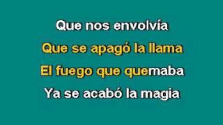Se Apago La Llama - Chino y Nacho.mpg