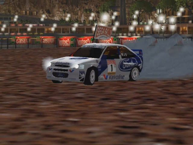 Sega Rally 2 - Ford Escort (Championship)