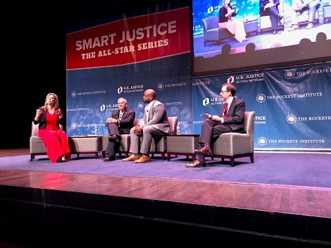 Smart Justice: All Star Panel Discusses the Need for Criminal Justice Reform