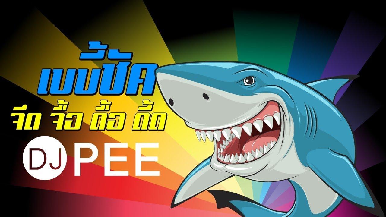 เพลงที่มีปลาฉลาม #เบบี้ชัค จึด จื้อ ดื้อ ดึ้ด [BabyShark
