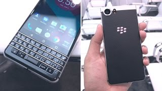 Hands-on: The BlackBerry Mercury is the future of an iconic smartphone brand