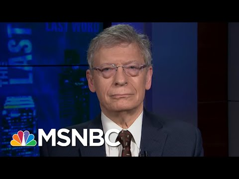 Psychiatrist: Trump's Projection On Chairman Schiff Is 'Primitive' | The Last Word | MSNBC