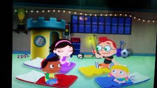 MLP Adventures With The Little Einsteins: Sleepover in The Rocket Room