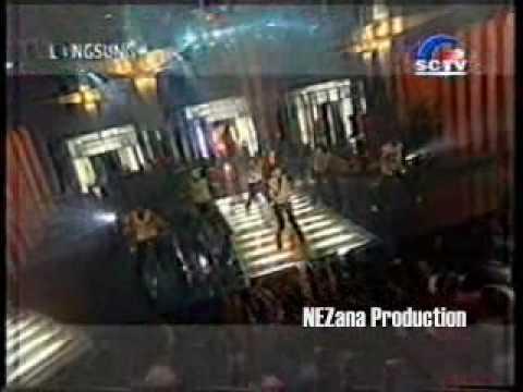 Agnes Monica - Bilang Saja @ SCTV