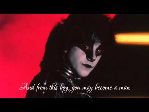 KISS - Under the Rose (Video Collage with Lyrics)