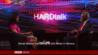HARDtalk| Kofi Annan 80th Birthday,his Legacy,Regrets...