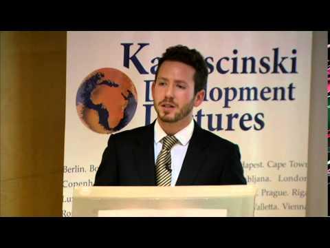 Lecture: Simon Ruda at Kapuscinski Development Lectures on behavioural science