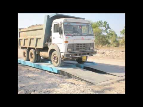 Weighbridges & Weighing System By Accent Instruments, Ahmedabad